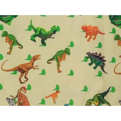 Велюр Чілдрен, динозаври