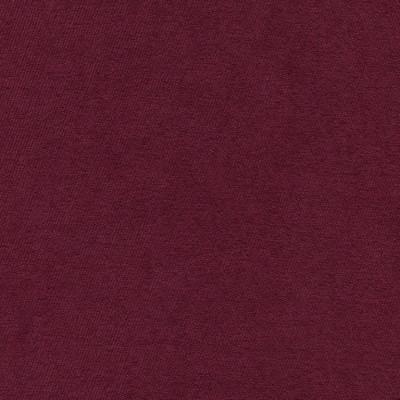 Велюр Фуджи, темно-червоний
