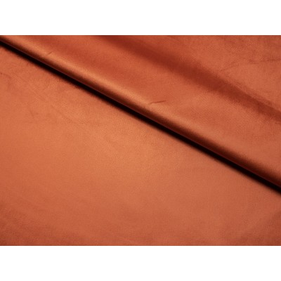 Велюр Велютто, помаранчевий