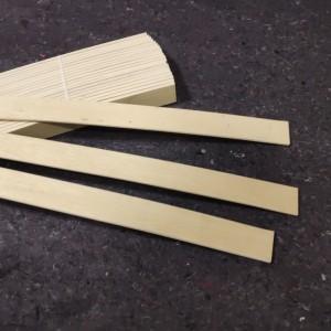 Ламелі для меблів, довжина 80 см